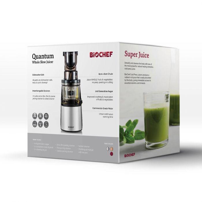 BioChef Quantum Whole Slow Juicer How